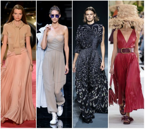 Модные тенденции весна/лето 2019