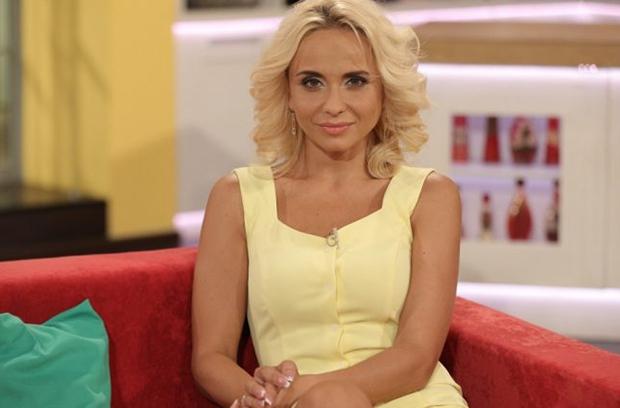 Популярная телеведущая поделилась своими секретами красоты