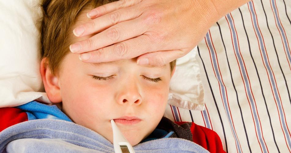 Грипп: как распознать первые симптомы у детей