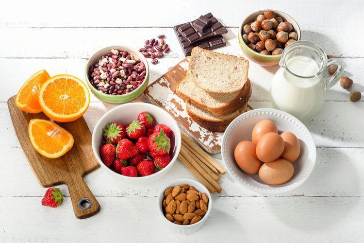 Как питаться при аллергии?