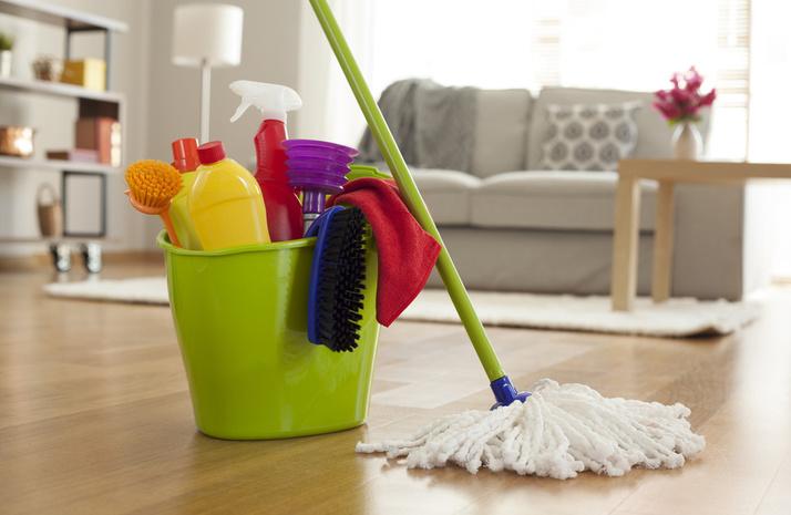 5 советов убрать кухню быстро и качественно