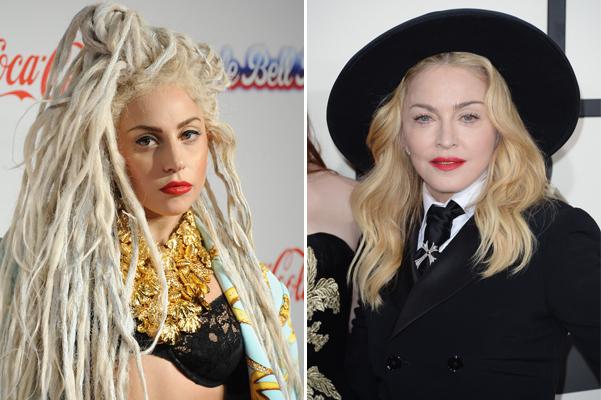 Мадонна и Леди Гага помирились после многолетней вражды