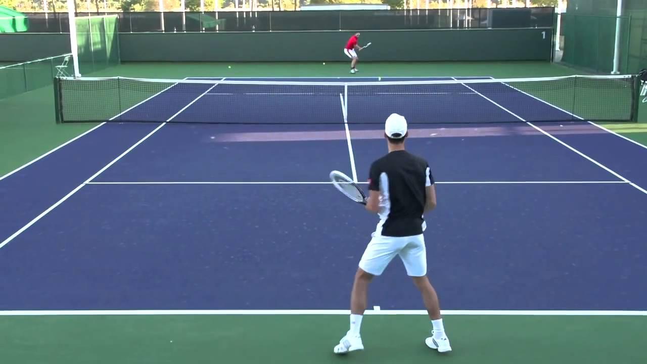 Польза тенниса для здоровья