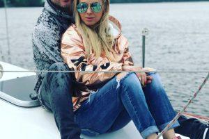 Семейная идиллия: Тоня Матвиенко вместе с мужем Арсением Мирзояном украсили новую обложку «Теленедели»