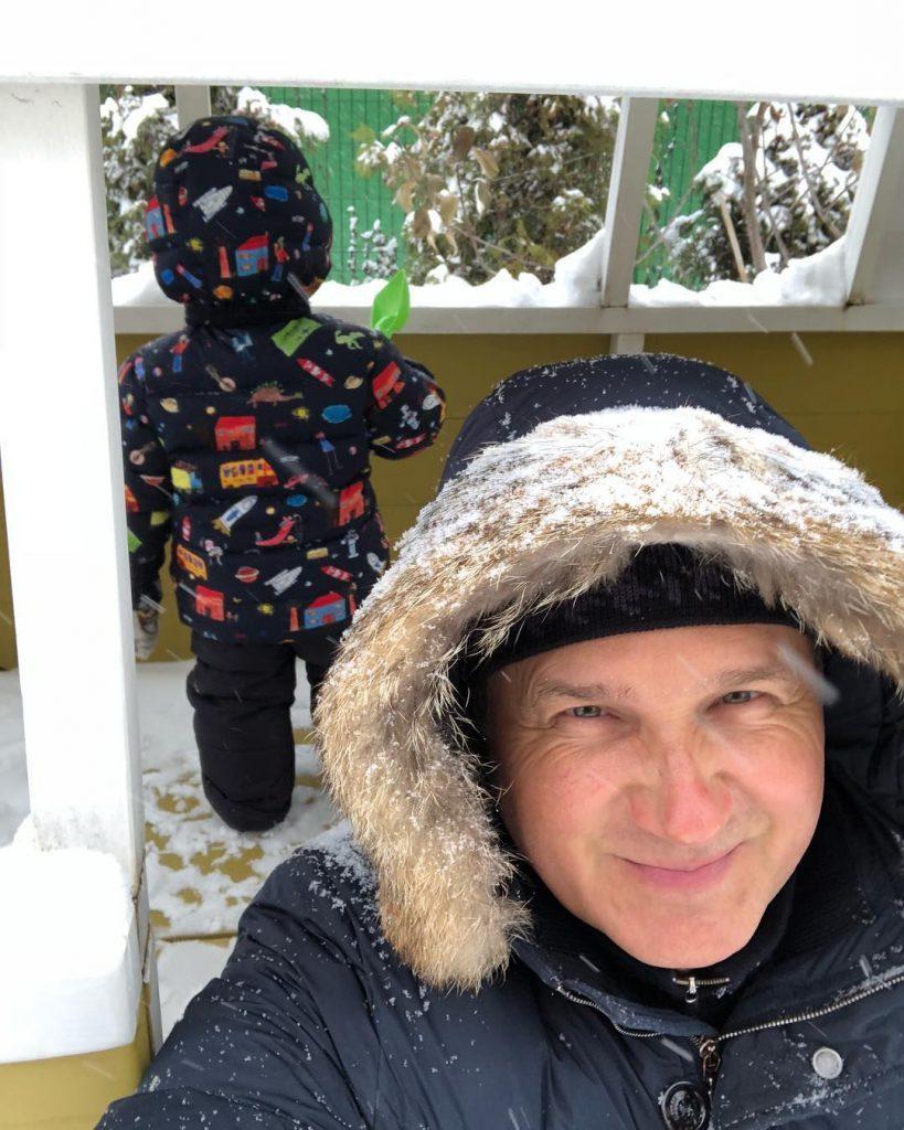 Юрий Горбунов трогательно поздравил своего сына с днем рождения
