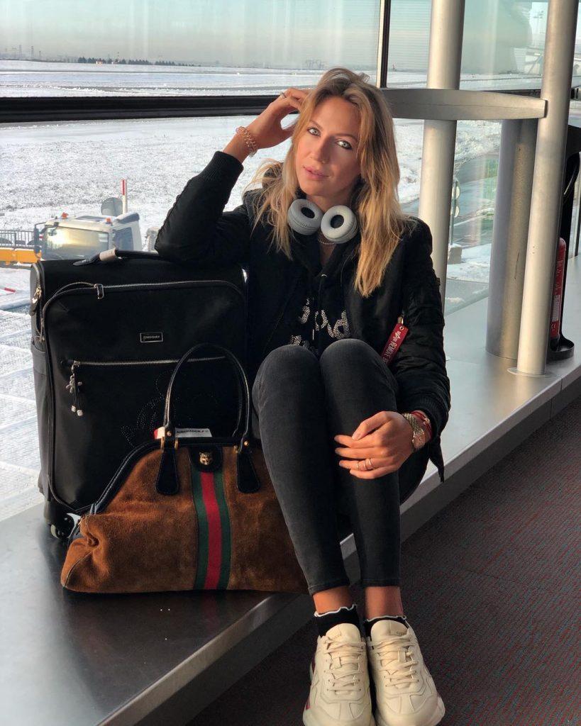 Леся Никитюк отправилась в Берлин на балет