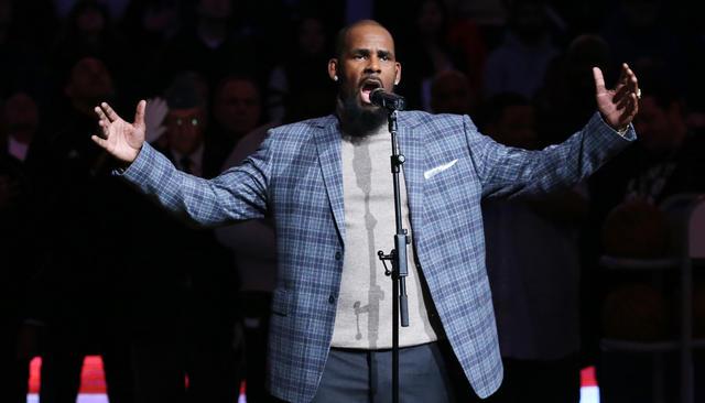 Известного певца арестовали по обвинению в изнасиловании несовершеннолетних