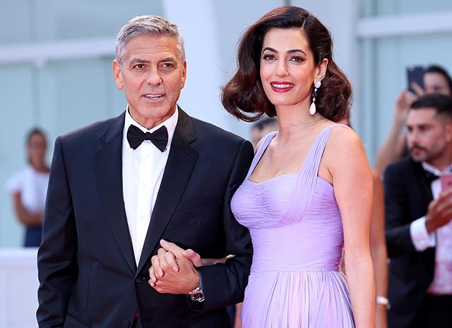Брак Джорджа и Амаль Клуни на грани краха?