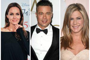 Анджелину Джоли шокировал визит Брэда Питта на день рождения бывшей жены