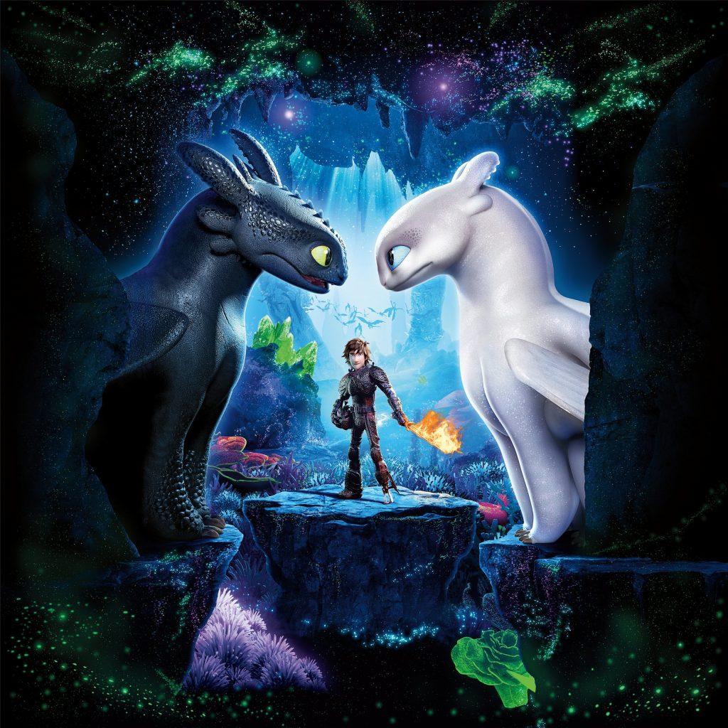 Instagram-отчет: как прошла премьера мультфильма «Как укротить дракона 3″