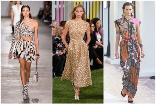 Модные принты весной/летом 2019