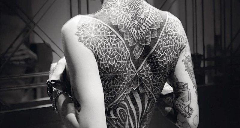 Почему татуировки могут вызвать рак кожи?