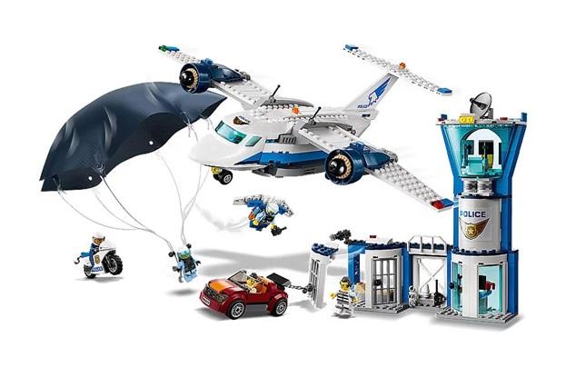 Lego City — новинка 2019 года