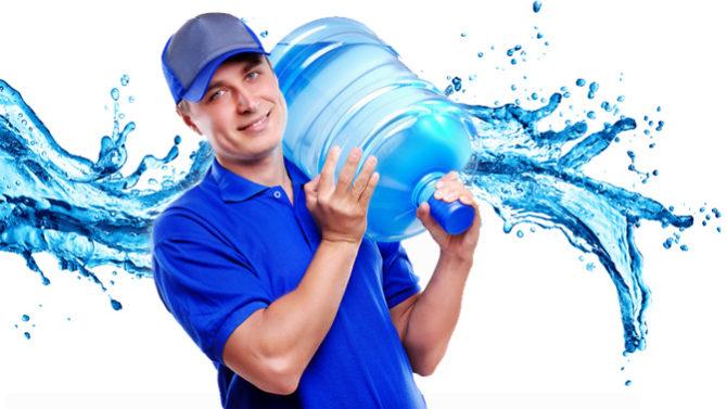 Доставка питьевой воды – возможность употребления экологически чистой жидкости