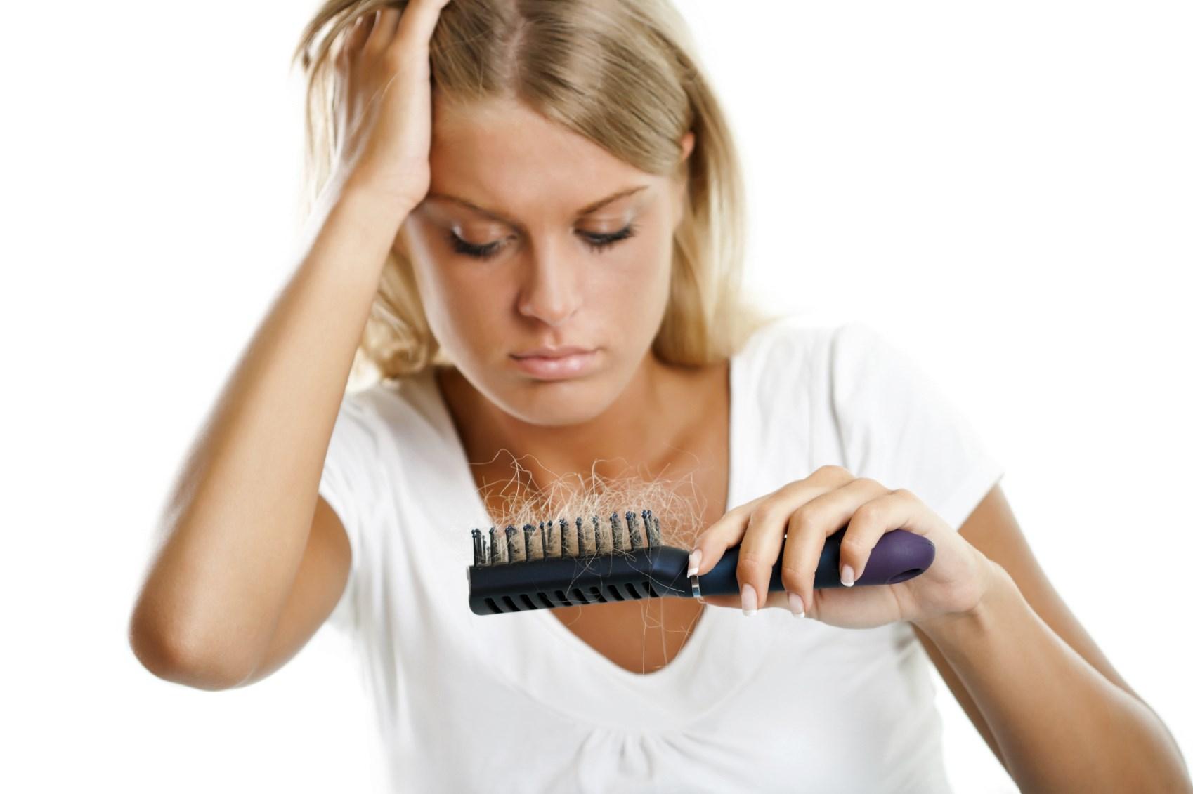 Советы для предотвращения выпадения волос