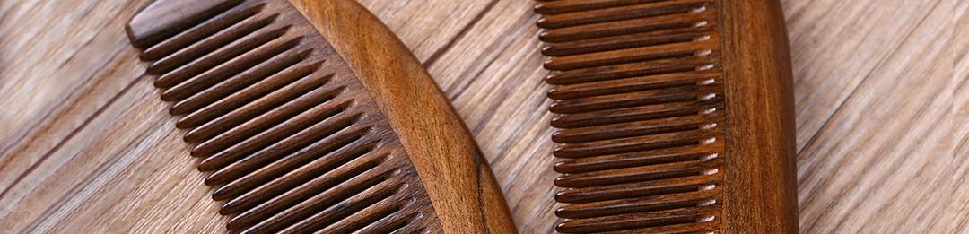 Преимущества использования деревянной расчески