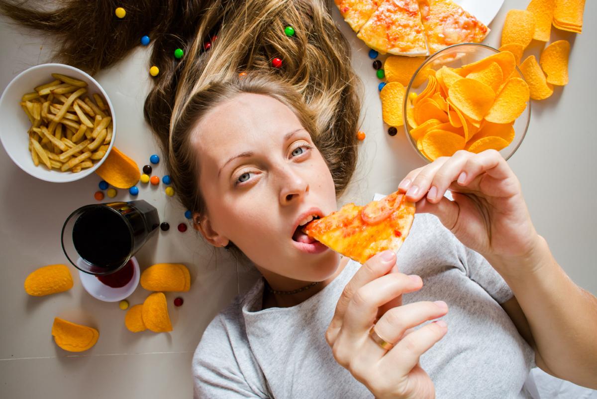 Что происходит в нашем теле, когда мы испытываем голод?