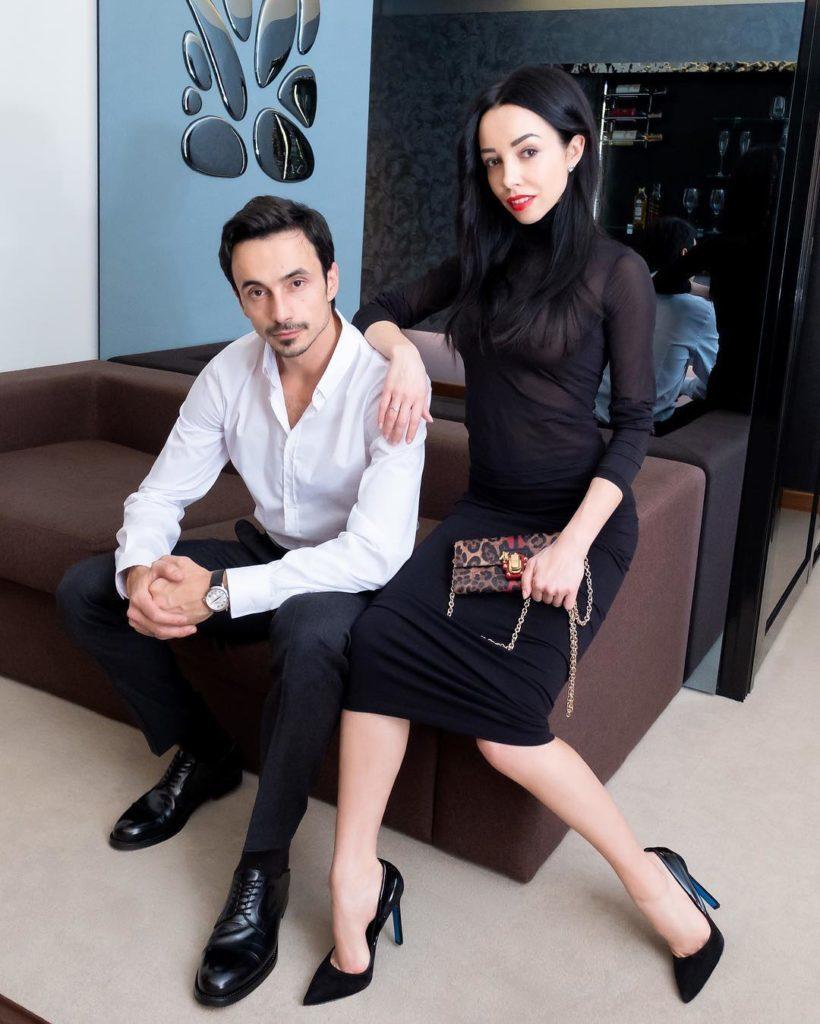 Главное светское событие года: Екатерина Кухар и Александр Стоянов официально стали мужем и женой
