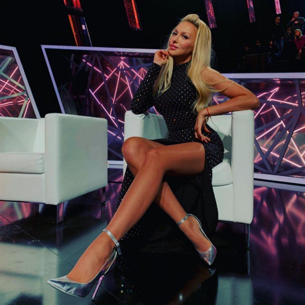 Оля Полякова намекнула, что поедет на «Евровидение-2019»