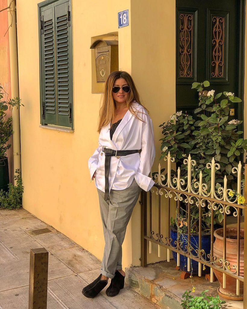 Само совершенство: Жанна Бадоева восхитила элегантным образом