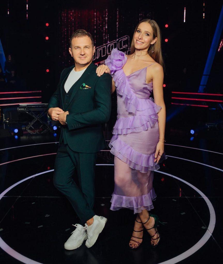 Катя Осадчая поделилась новой фотографией с мужем