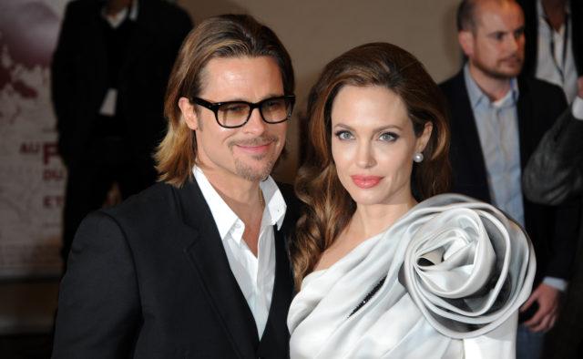 Анджелина Джоли и Брэд Питт придумали, как побыстрее развестись
