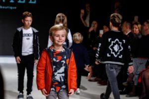 Junior Fashion Week: на подиуме были замечены дети украинских знаменитостей
