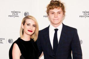 Популярная актриса разорвала помолвку со звездой «Американской истории ужасов»