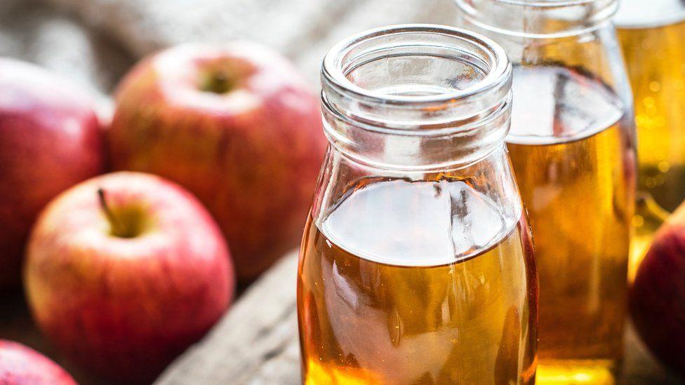 Особенная польза яблочного уксуса