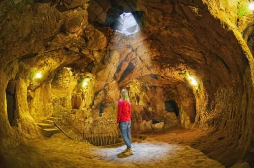 5 подземных чудес света