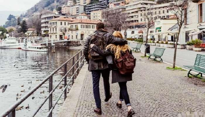 Прогулка со свободными руками возможна только с городским рюкзаком