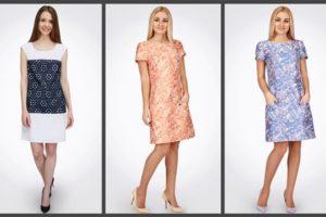 Летние платья подчеркивают женственность, стиль и красоту своего тела