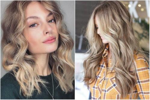 Модные цвета волос весной/летом 2019