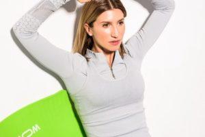 В майке и лосинах: Анита Луценко похвасталась безупречной фигурой