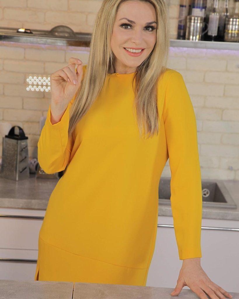 Ольга Сумская показала, как она выглядела в 14 лет
