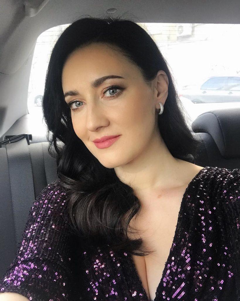 Телеведущая Соломия Витвицкая показала видео с тренировки