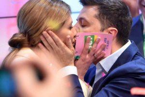 Подсмотрено в Instagram: Как украинские звезды отреагировали на победу Владимира Зеленского