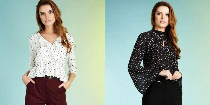Блуза — важный элемент гардероба женщины