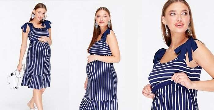 Магазин Юла Мама поможет спастись беременной женщине летом
