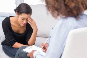 С чем женщины идут к психологу?