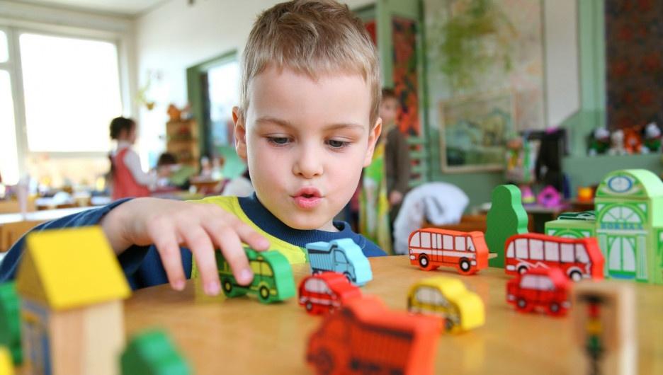Как выбрать одежду для детского сада?