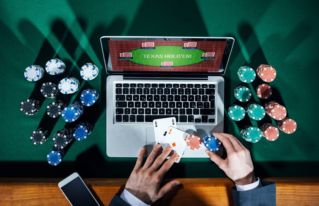 Онлайн-игры казино: преимущества