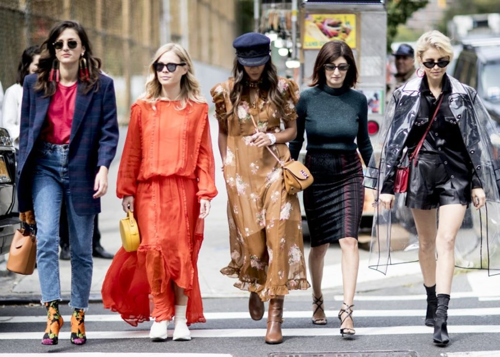 4 типа женщин в соответствии с их модными привычками
