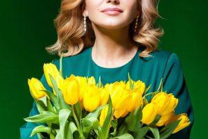 Как носить total look: показывает Лилия Ребрик