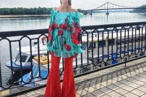 «Голос. Дети-5»: Катя Осадчая опубликовала бэкстейдж-снимок со съемок вокального шоу
