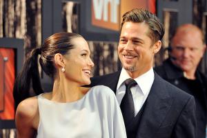 СМИ: Джоли и Питт наконец-то помирились
