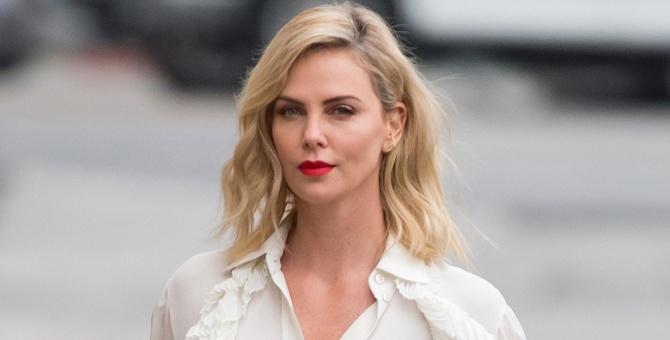 Шарлиз Терон рассказала правду о романе с Брэдом Питтом и вражде с Анджелиной Джоли