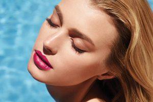 Особенности летнего макияжа