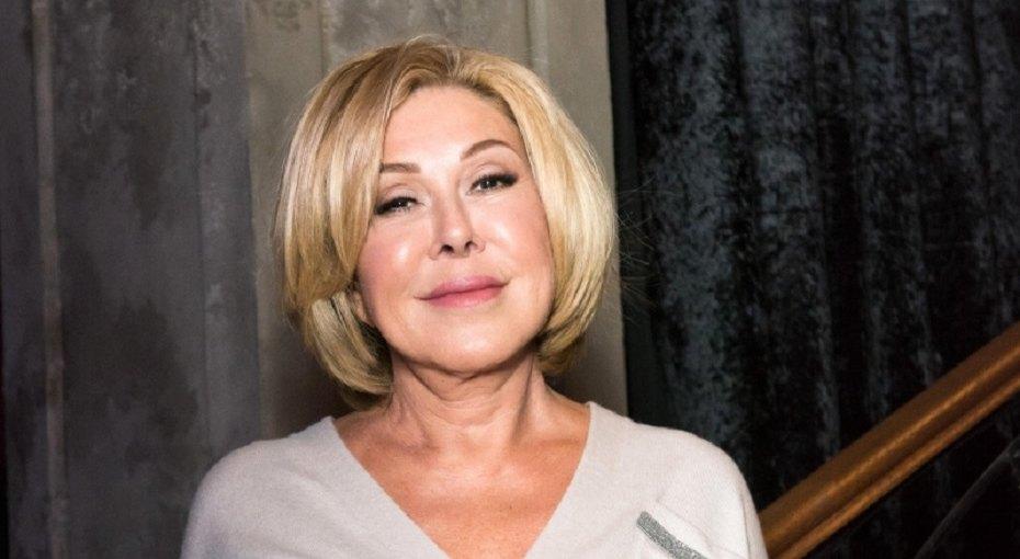 65-летняя Любовь Успенская заявила, что хочет родить ребенка