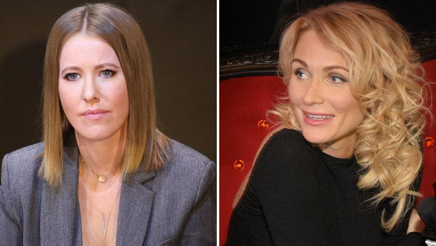 Катя Гордон назвала Ксению Собчак «старой, страшной и неудачливой»